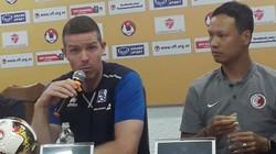 HLV U15 Iceland chia sẻ ngỡ ngàng khi được hỏi về kỳ tích dự World Cup