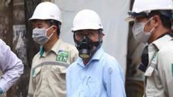 Sở TNMT báo cáo khẩn với lãnh đạo Hà Nội sau vụ cháy Cty Rạng Đông
