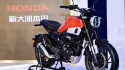 Honda CBF190TR ra mắt đem tới lựa chọn mới cho dân tập chơi