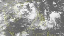 Tin áp thấp nhiệt đới ở biển Đông: Giật cấp 9 cách Hoàng Sa 740km
