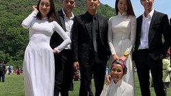 """Đỗ Mỹ Linh bị chỉ trích vì nghi """"chơi trội"""" trong dàn người đẹp Cuộc đua kì thú"""