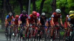 Ảnh: Mở màn cuộc tranh tài giải đua xe đạp quốc tế VTV Cup 2019