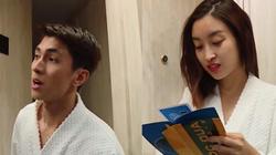 Đỗ Mỹ Linh – Bình An ở chung phòng khách sạn tại Cuộc đua kỳ thú 2019?