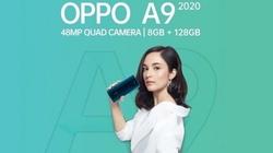 Oppo khoe sắp ra mắt A9 2020 tại Việt Nam với 4 camera, giá tầm trung