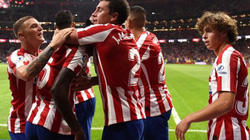Kết quả, BXH bóng đá châu Âu: Atletico ngược dòng không tưởng, Real gây thất vọng