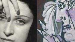 """""""Người đàn bà khóc"""" Dora Maar: Tình nhân kiêm nạn nhân của danh họa Picasso"""