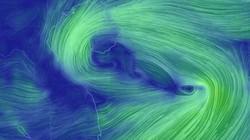 Hai áp thấp nhiệt đới trên Biển Đông có thể nhập thành một