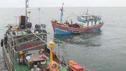 Áp thấp, gió mùa Tây Nam quần thảo, yêu cầu kiểm soát tuyến biển