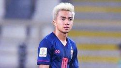 """""""Messi Thái"""" có vấn đề sức khỏe, khó đá chính ở trận gặp ĐT Việt Nam?"""