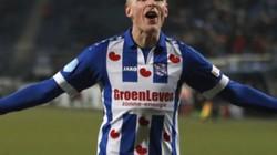 Cầu thủ cạnh tranh trực tiếp vị trí với Đoàn Văn Hậu ở Heerenveen là ai?