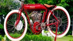 Xuýt xoa xế cổ 1912 Indian Twin Board Track Racer giá 4 tỷ đồng