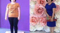 Cô giáo Sài Gòn U60 giảm 6 kg và leo 200 bậc thang nhờ những bài tập đơn giản