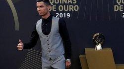 Giật giải xuất sắc nhất Bồ Đào Nha, Ronaldo lập kỷ lục vô tiền khoáng hậu