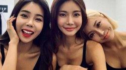 Vẻ đẹp tựa thiên thần của 3 cô nàng Ring Girl ONE Championship