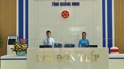 Khánh thành Trung tâm Phục vụ hành chính công tỉnh Quảng Ninh