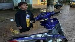 Cháu bé 13 tuổi chạy xe máy gần 300km từ Kon Tum qua Đắk Lắk vì nhớ ông bà nội