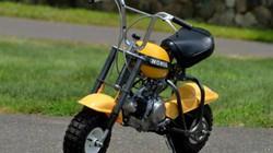 Lạ mắt mẫu xe siêu nhí 1970 Honda QA50 K0 giá suýt 190 triệu đồng