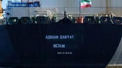 """Siêu tàu chở dầu Iran """"biến mất"""" khi bị tàu Mỹ bám đuôi ngoài khơi Syria"""