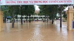 Quảng Trị: Vùng có thời tiết xấu phải dừng tổ chức khai giảng