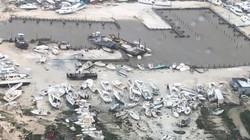 Quần đảo gần Mỹ bị bão mạnh nhất lịch sử quật tan hoang