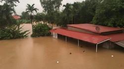 """Quảng Trị: Thị trấn thành """"sông"""", di dời hơn 1000 hộ dân"""