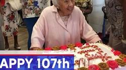 Bí quyết sống thọ đầy tranh cãi của cụ bà 107 tuổi