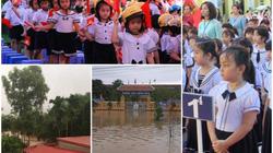 Lễ khai giảng ngày mai, các tỉnh Trung Trung Bộ sẽ có nắng