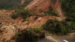 Gia Lai: Sạt lở đèo Ia Kreng, hơn 500 hộ dân bị cô lập