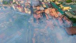 Kiến nghị Bộ Quốc phòng tẩy độc quanh khu vực cháy của Rạng Đông