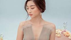 Váy tơ trong veo giúp Đỗ Mỹ Linh đứng đầu top đẹp nhất tuần