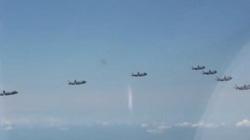 Đội hình tiêm kích tàng hình J-20 của Trung Quốc lớn nhất từ trước đến nay