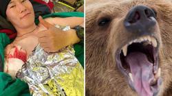 Nga: Gấu mò vào lều trại, lôi người vào rừng định ăn thịt?
