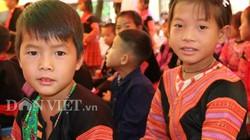 Khai giảng vui ở lớp học Báo Dân Việt - Quỹ Thiện Tâm xây tặng