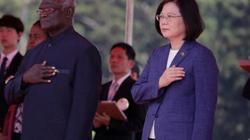 TQ đưa ra đề nghị khó từ chối nếu đảo quốc Thái Bình Dương quay lưng với Đài Loan