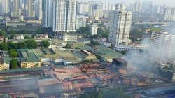 Điểm danh chung cư có nguy cơ ô nhiễm quanh nhà máy Rạng Đông