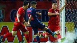 Hy hữu: Trận Thái Lan vs Việt Nam căng đến mức trái bóng... phát nổ