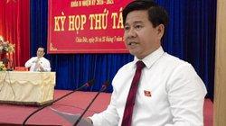 Ủy viên Dự khuyết T.Ư 45 tuổi được Bộ Chính trị chuẩn y chức vụ mới