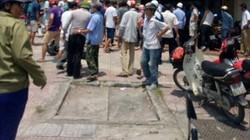 Nam thanh niên táo tợn xông vào cướp ngân hàng ở Hà Nội