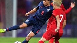 ĐT Thái Lan nhận tin cực sốc về cầu thủ triệt hạ Quế Ngọc Hải