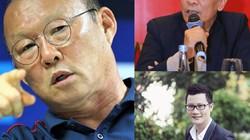 Sau trận Việt Nam-Thái Lan, sao Việt đặt biệt danh mới cho HLV Park Hang Seo