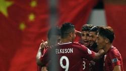"""""""ĐT Trung Quốc dùng 9 cầu thủ nhập tịch, World Cup 2022 trong tầm tay"""""""
