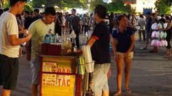 TP.HCM dẹp hàng rong trên phố đi bộ Nguyễn Huệ: Có khó không?