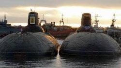 Tin quân sự: 3 tàu ngầm Nga gặp sự cố không thể tham chiến ở Syria