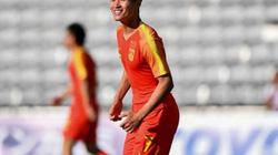 U22 Trung Quốc mất chủ công thuộc biên chế Real Madrid khi gặp U22 Việt Nam