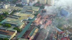 Cháy ở Rạng Đông, cảnh báo 'bệnh' chây ì di dời nhà máy ra ngoại ô