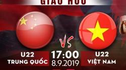 Xem trực tiếp U22 Việt Nam vs U22 Trung Quốc trên kênh nào?
