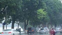 Mưa kéo dài nhiều ngày ở Bắc Bộ