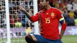 Kết quả vòng loại Euro 2020 ngày 9/9: La Roja đại thắng, Ramos lập kỷ lục