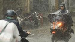Đầu tuần, miền Bắc mưa to, miền Nam mưa nắng đan xen