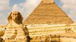 Tượng nhân sư cất giấu bí mật lớn về kim tự tháp vĩ đại nhất Ai Cập cổ đại